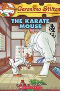 40# THE KARATE MOUSE-G.STILTON